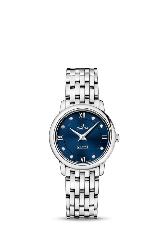 OMEGA Watches: The Omega De Ville Prestige Ladies' Collection - 42410276053001  My next watch!!