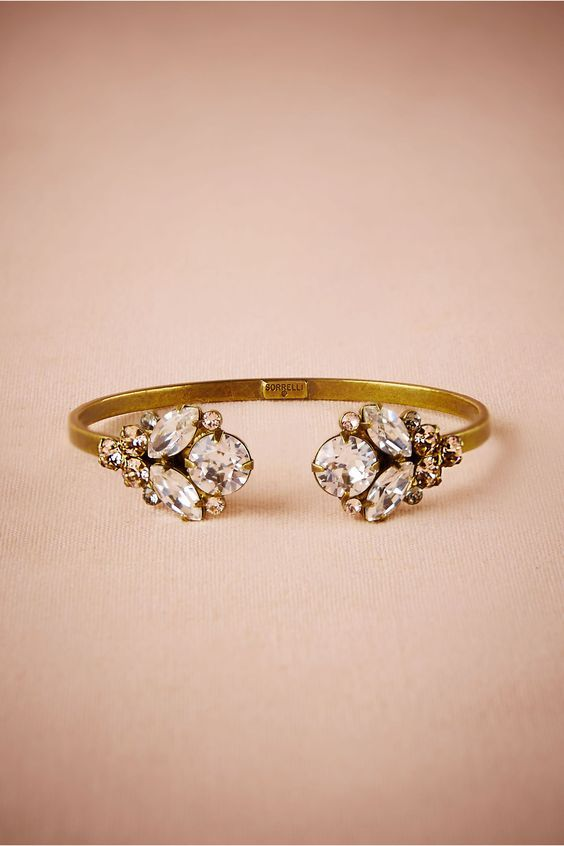 Absolutely stunning bracelet! Wedding day? Rehearsal? How about the whole week of the wedding!