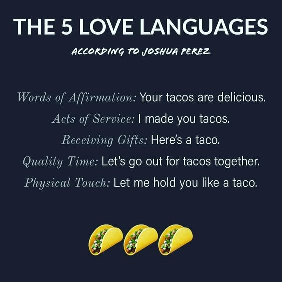 #LoveLanguages #tacos #ilovemondays #ilovetacos more #iloveyou most 💖 #lol... When you're living your weekends to their fullest, then even…