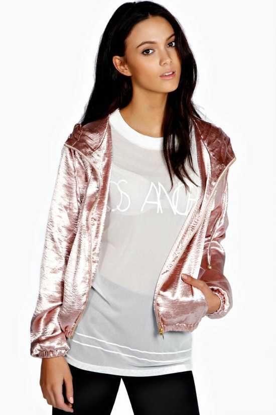 Satin Womens Bomber Jacket Womens Coats and Jackets are a key
