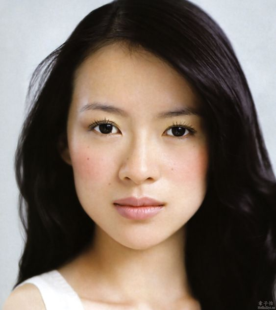 How do you think actress Zhang Ziyi is represented in her Movies?