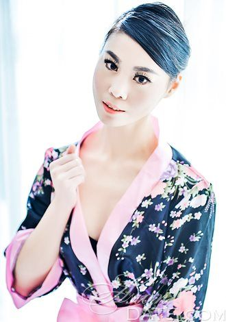 mulheres lindas apenas: Mulher Zhen de Xangai