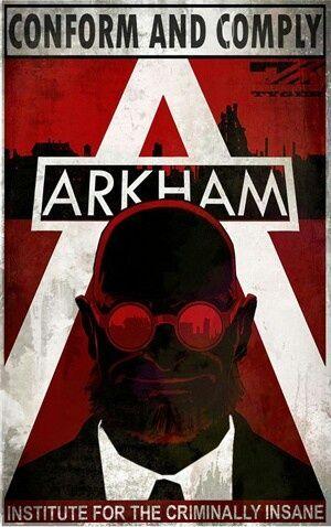 batman arkham knight scarecrow propaganda - Google претрага