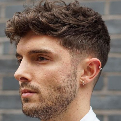 37 Best Caesar Haircuts For Men 2020 Styles In 2020 Wavy Hair Men Mens Haircuts Short Mens Hairstyles Thick Hair