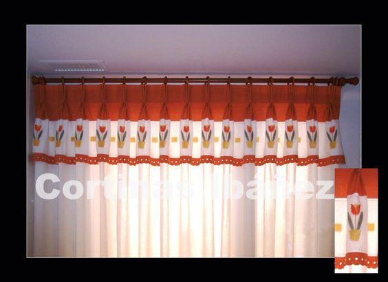 Pinterest the world s catalog of ideas - Cortinas con volantes ...