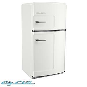 Retro refrigerator, Retro fridge and Big chill on Pinterest
