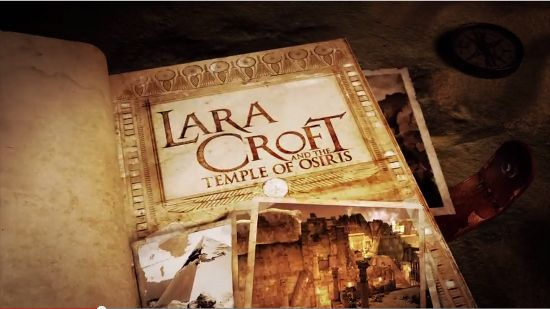 "Lara Croft heads back to Egypt in new spin-off game, ""Lara Croft & the Temple of Osiris"".  Read more at: http://archaeologyoftombraider.com/2014/06/10/lara-croft-heads-back-to-egypt-in-lara-croft-the-temple-of-osiris/"