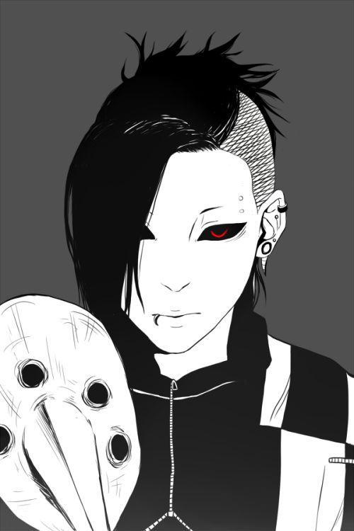 Uta | Tokyo Ghoul