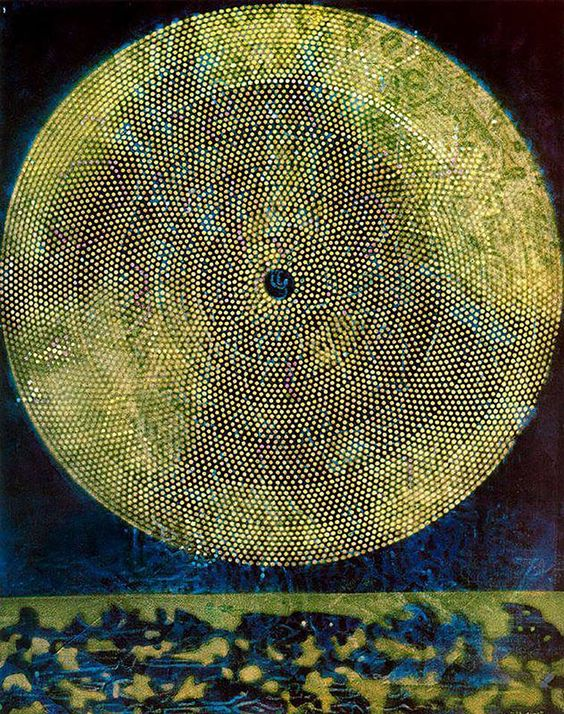 Max Ernst, 'Birth of a Galaxy', 1969 (oil on canvas)