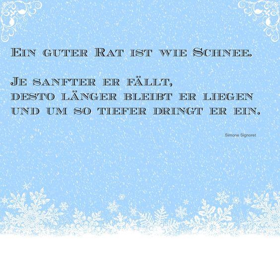 #schnee #winterzeit #weihnacht #zitate