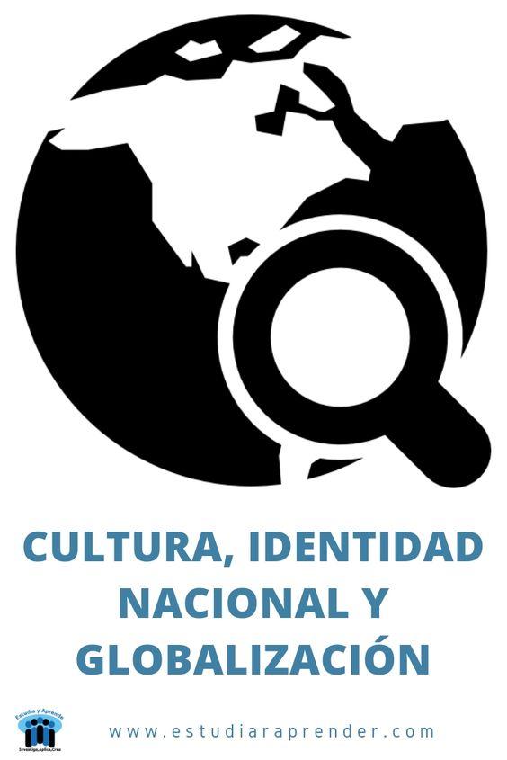 cultura identidad nacional y globalizacion