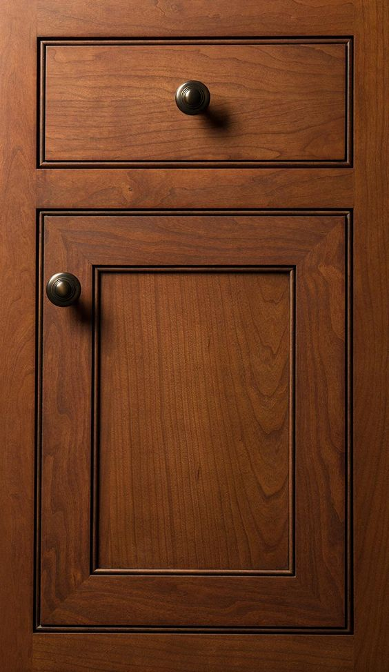 Cherries Stains And Cabinet Door Styles On Pinterest