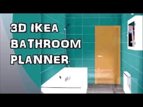 Ikea 3d Bathroom Planner Subscribe Bathroom Planner Bathroom Design Tool Bathroom Design Software