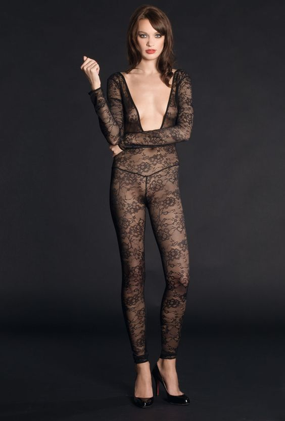 Catsuit Made By Maison Close