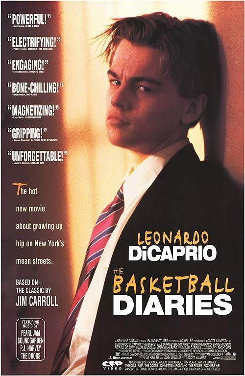 The Basketball Diaries Movie Poster Edfd Basketball Diaries