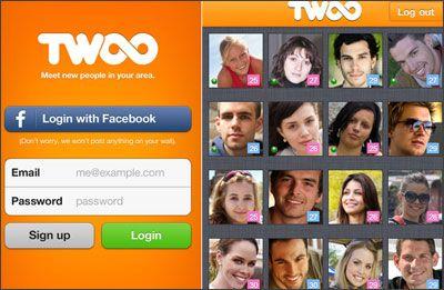 Twoo é um app que promove encontros através da localização (lê-se: Grindr para héteros)