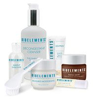 Bioelements. Great skincare line...especially the products for facials! I love the clay mask and moisturizing mask for when i have either oily spots or need some moisture in the harsh winter months!
