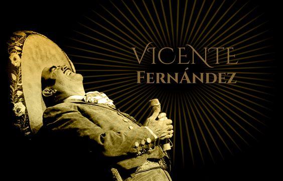 The Official Vicente Fernandez Site