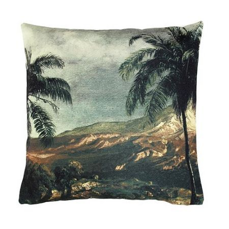 Hkliving Kussen Print 45 x 45 cm - Tropical Island