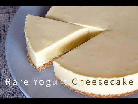No Bake Yogurt Cheesecake How To Make Easy Rare Cheesecake Recipe Youtube Easy Cheesecake Recipes Cheesecake Recipes Baking With Yogurt