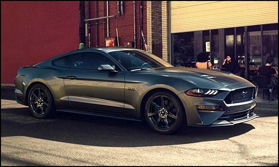 2021 Ford Mustang Review And Picture Mustang 2018 Ford Mustang Mustang Gt