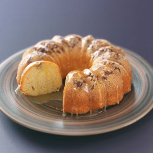Makeover Rum Cake: Lighter and healthier than the original, and no one will ever notice a difference in the taste.