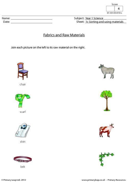 material worksheets year 1 using material soft hard Google – Soft Math Worksheets