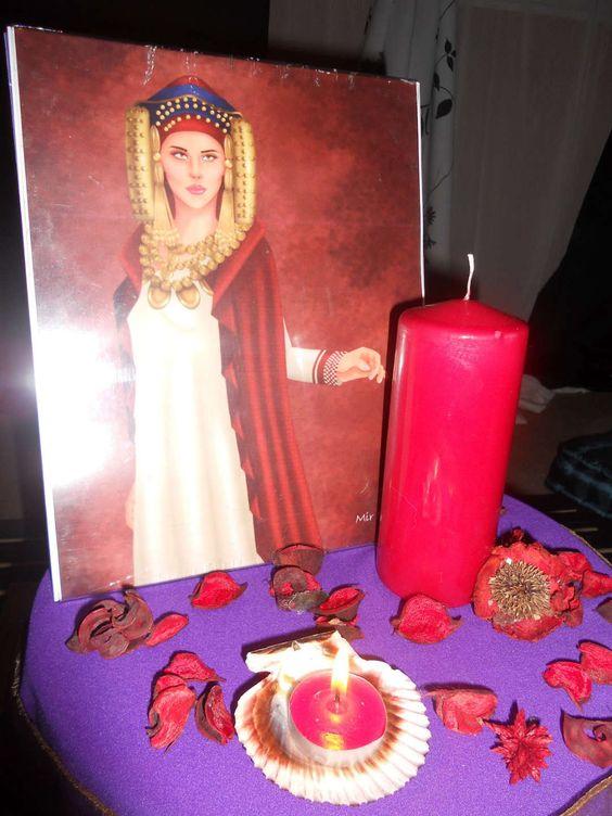 Llama Sagrada de Iberia