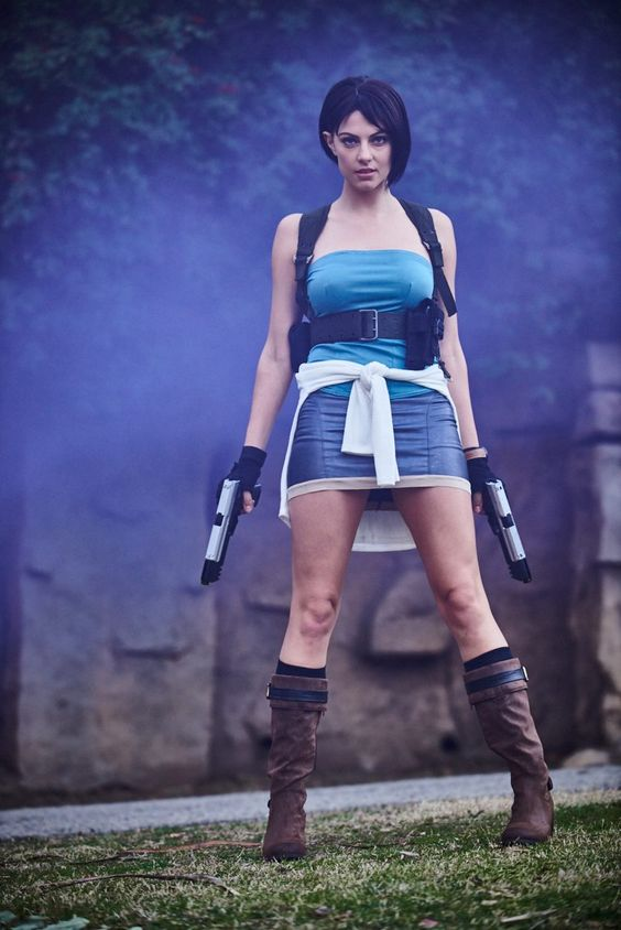 Celebrate 20 Years Of RESIDENT EVIL With This Awesome Jill Valentine Cosplay…