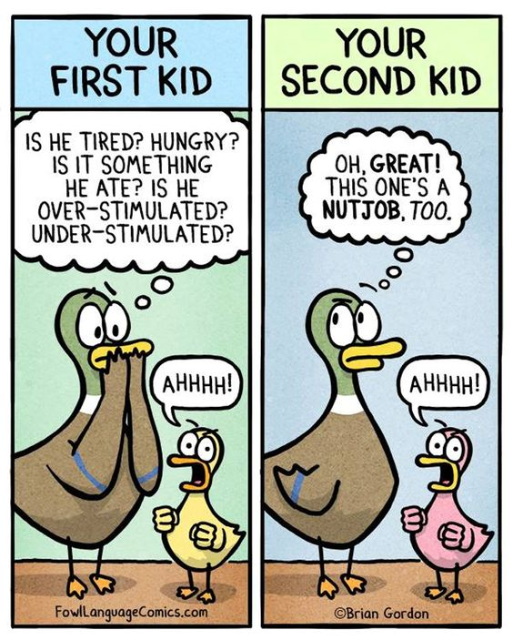 15 hilarious parenting comics that are almost too real.: