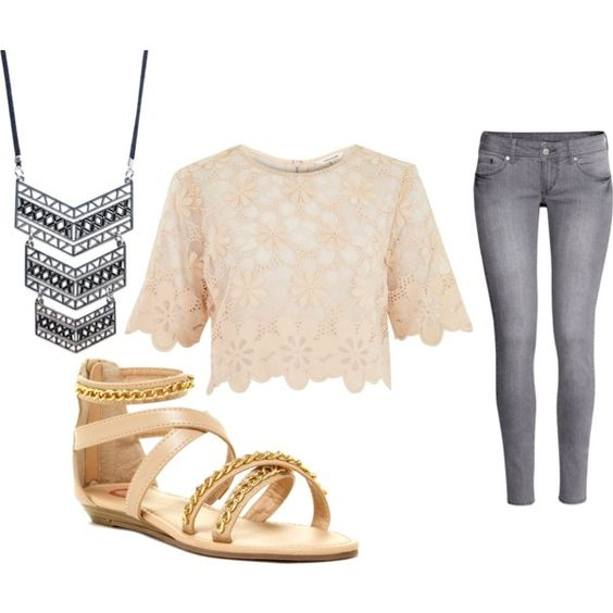 """This outfit is a part of the """"Celebrity Style Inspiration for Any Age: 20s"""" post on ExtraExtravagant.com."""