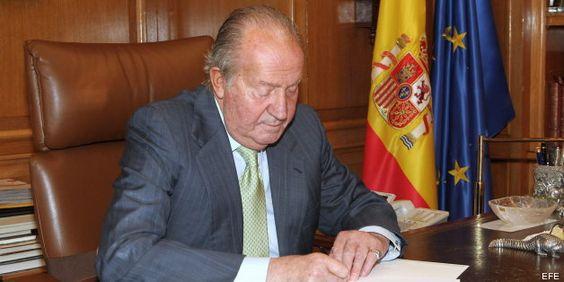 Abdicación del Rey Juan Carlos I de España