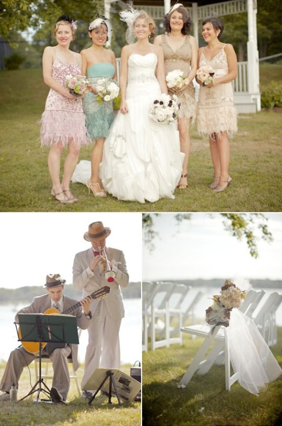1920s Wedding 1920s Pinterest Ideas Wedding And Wedding Trends
