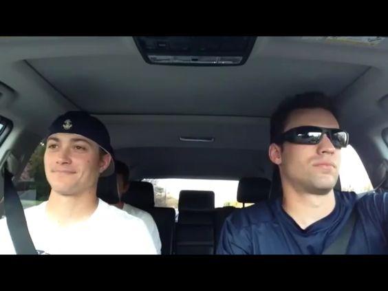 http://youtu.be/HmcDxS2zAcg                     Love is an open door navy baseball players⚾️⚾️