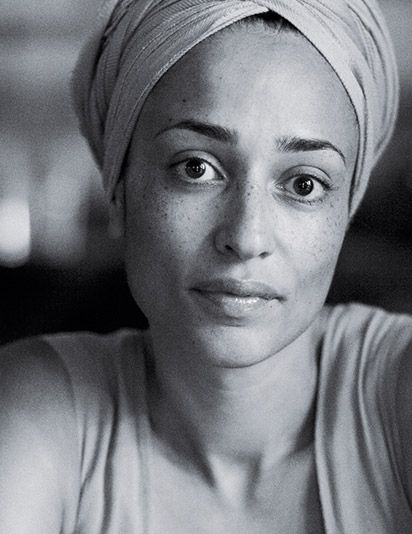Zadie Smith, British Author