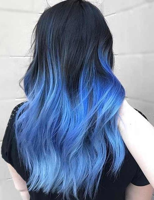 20 Pastel Blue Hair Color Ideas You Will Love In 2019 With Images