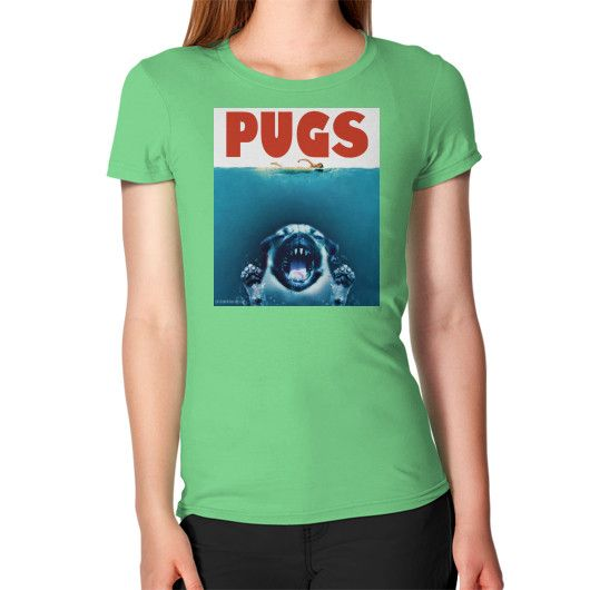 PUGS (jaws) Women's T-Shirt