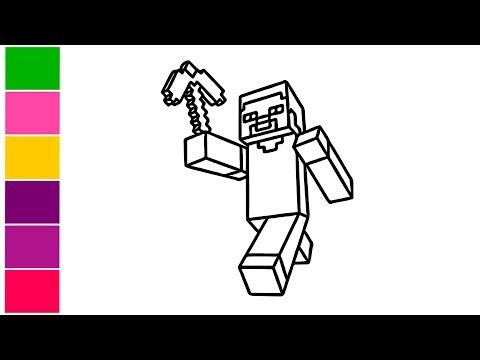 How To Draw Roblox How To Draw An Easy Roblox Caracter Drawing