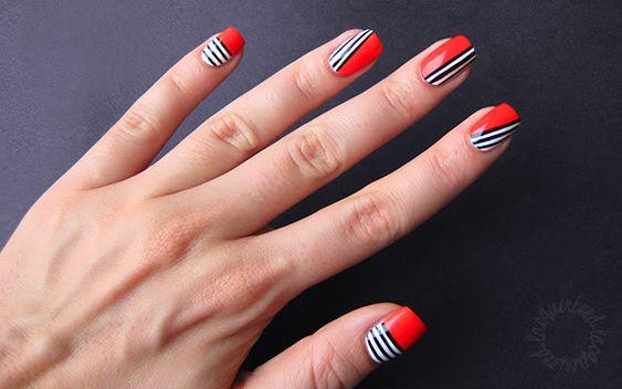 Google Image Result for http://i819.photobucket.com/albums/zz113/lacquerized/Lacquerized/sailor-stripes-nail-art.jpg