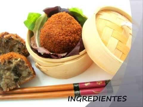 Croquetas de Setas | Cocina sana con Ernest Subirana