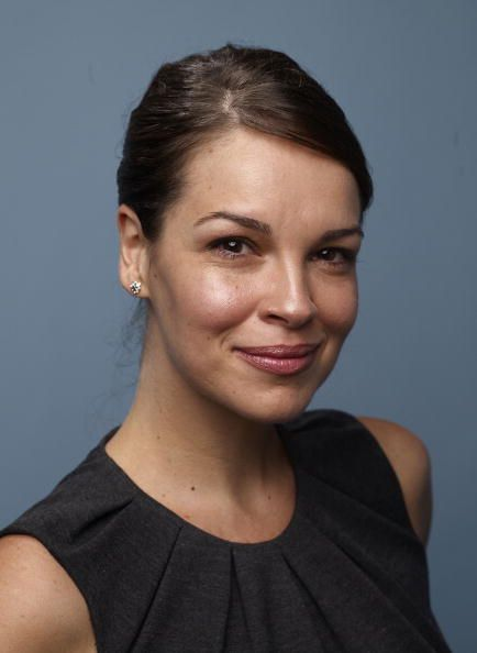 Actress Tammy Blanchard from 'Rabbit Hole' poses for a portrait during the 2010 Toronto International Film Festival in Guess Portrait Studio at Hyatt...