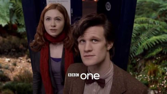 Doctor Who: Goodbye Matt Smith My heart still hurts for you going
