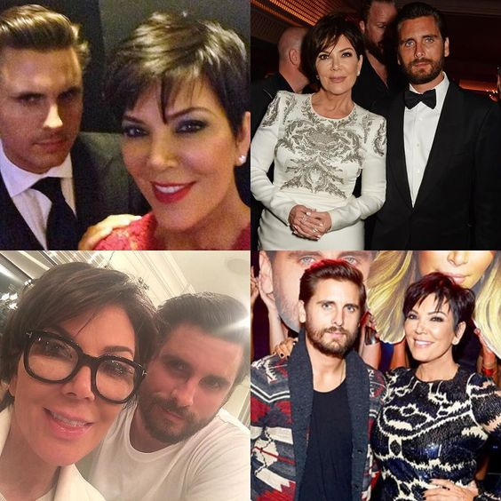 Happy Birthday Scott!! Thank you for being a loving and devoted father to my beautiful grandkids. I am so blessed to be able to call you my son. I love you and hope you have the most amazing day! @letthelordbewithyou #love #family #proudmama #happybirthdayscott #krisjenner #krisisms