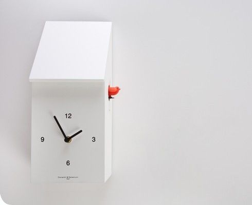 half-time clock by Christie Bassil