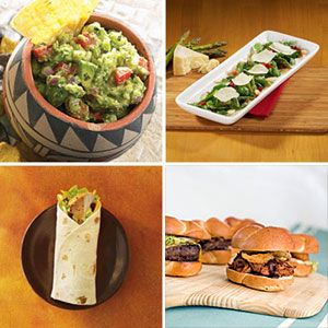 """Hot Trend: Restaurant Snack Menus 
