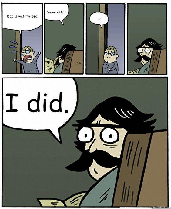 Stare Father LOL