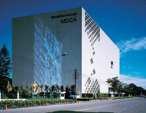 [Chia sẻ] Du lịch Bảo tàng nghệ thuật Đương Đại MOCA (The Museum of Contemporary Art), Bangkok, Thái Lan