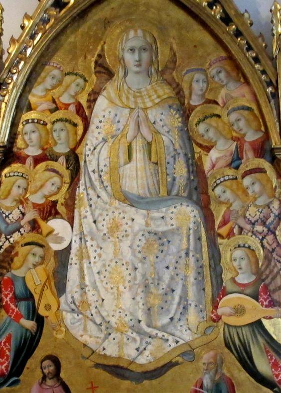 Reinette: Italian gothic 1400-1500