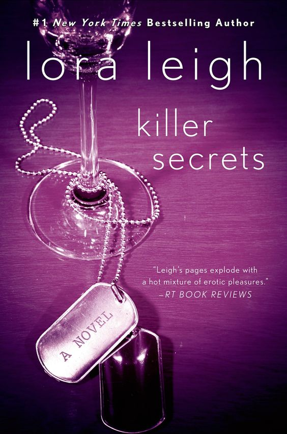 Killer Secrets (Tempting Navy SEALs) by Lora Leigh. The new, sexy Navy SEAL novel from New York Times bestselling author Lora Leigh THE FIGHT OF HIS LIFE As the illegitimate son of Diego Fuentes, Ian Richards faces danger at every turn. Neither his father nor his fellow Navy SEALs knows which side he's fighting for―or against. Which is exactly how the game must be played…until Agent Porter enters the picture. STIRS HER DESIRE FOR LIVING Kira Porter, undercover agent for the Department of...