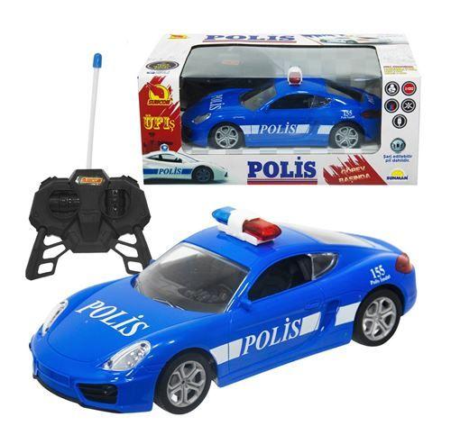 Oyuncak 1 20 Kumandali Suncon Sarjli Polis Arabas 2020 Polis Oyuncak Araba